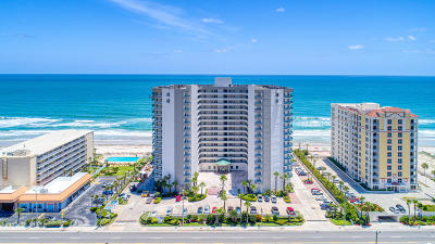 Daytona Beach Shores Condo/Townhouse For Sale: 2055 S Atlantic Avenue #905