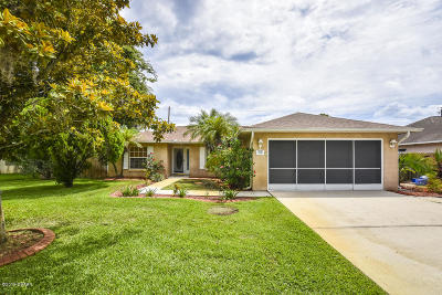 South Daytona Single Family Home For Sale: 2825 Regent Crescent