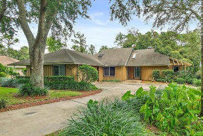 Ormond Beach FL Single Family Home For Sale: $300,000
