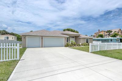 Daytona Beach Single Family Home For Sale: 121 Harrison Road