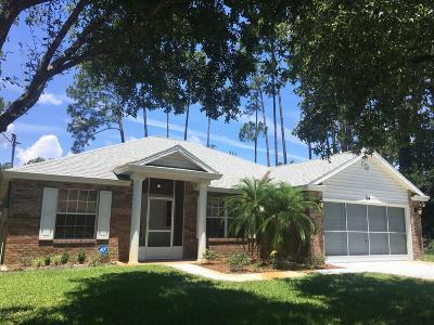 Palm Coast Rental For Rent: 29 Rybark Lane