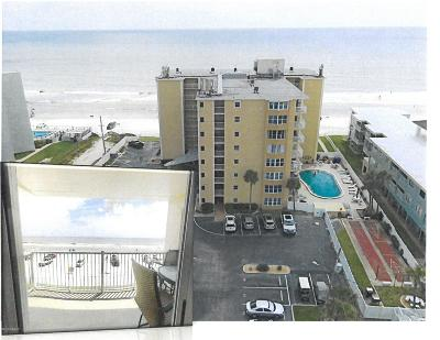 New Smyrna Beach Condo/Townhouse For Sale: 3501 S Atlantic Avenue #2010
