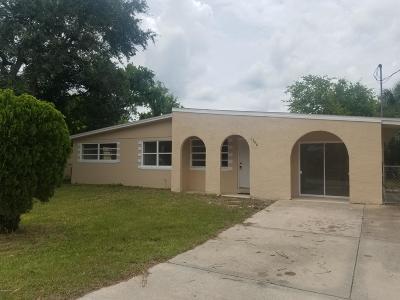Daytona Beach Single Family Home For Sale: 1300 4th Street