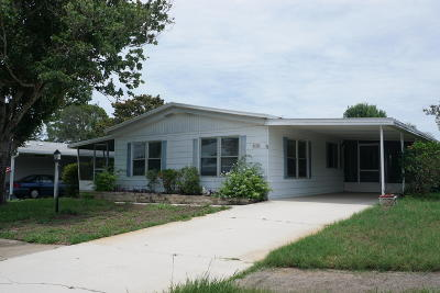 Port Orange Single Family Home For Sale: 780 Rolling Hills Drive