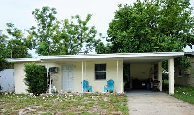South Daytona Single Family Home For Sale: 2612 Anastasia Drive