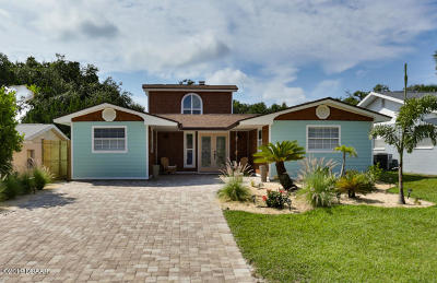 New Smyrna Beach Single Family Home For Sale: 803 E 14th Avenue