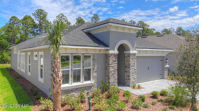 Ormond Beach Single Family Home For Sale: 827 Creekwood Drive