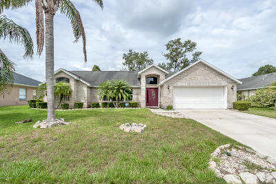 Port Orange Single Family Home For Sale: 5943 Boggs Ford Road