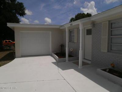 Daytona Beach Single Family Home For Sale: 1573 Primrose Lane