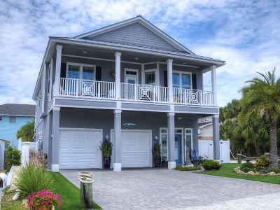 New Smyrna Beach Single Family Home For Sale: 2506 Hill Street