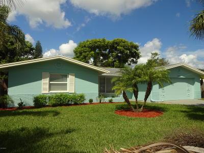 Daytona Beach Single Family Home For Sale: 1224 Golfview Drive