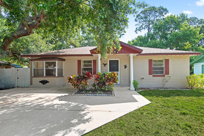 Holly Hill Single Family Home For Sale: 1611 Birmingham Avenue