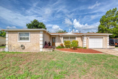 Daytona Beach Single Family Home For Sale: 736 Heineman Street