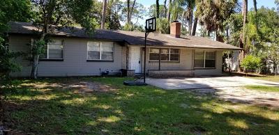 Daytona Beach Single Family Home For Sale: 1145 Cordova Avenue