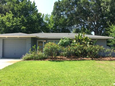 Daytona Beach Single Family Home For Sale: 1152 St Augustine Road