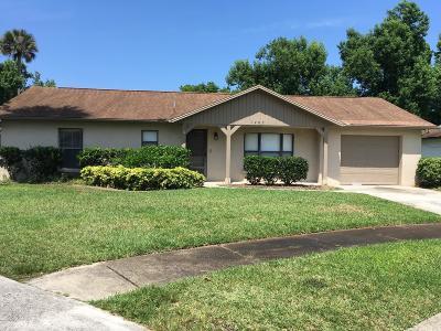 Daytona Beach Single Family Home For Sale: 1205 Ruthbern Road