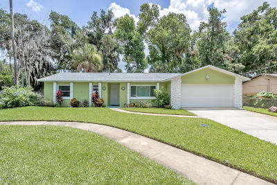 Ormond Beach Single Family Home For Sale: 112 Tierra Circle