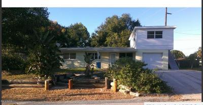 Daytona Beach Single Family Home For Sale: 1302 Miami Avenue