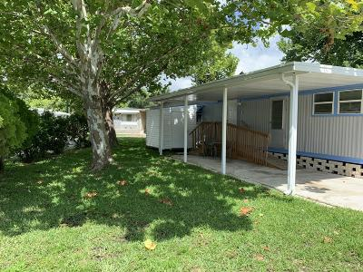 South Daytona Single Family Home For Sale: 2036 Hickorywood Drive