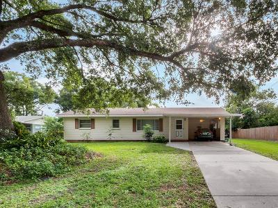 Deland  Single Family Home For Sale: 1244 Sunshine Boulevard
