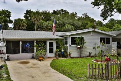 Edgewater Single Family Home For Sale: 431 Perdita Avenue