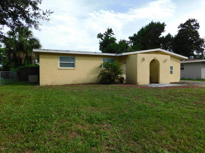South Daytona Single Family Home For Sale: 527 Brook Circle