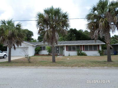 Ormond Beach Single Family Home For Sale: 85 Ormond Parkway