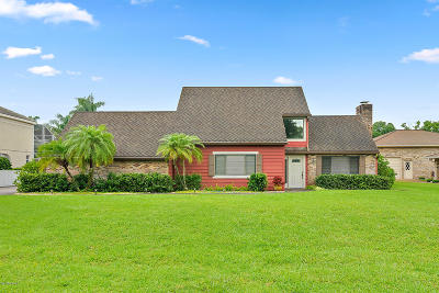 Port Orange Single Family Home For Sale: 1760 Mitchell Court