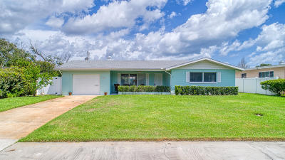 Ormond Beach Single Family Home For Sale: 101 Ray Mar Drive