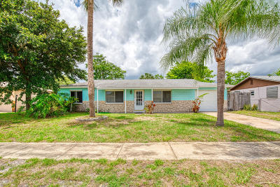 South Daytona Single Family Home For Sale: 1700 Biscayne Avenue