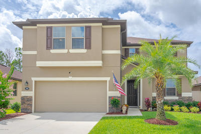 Daytona Beach Single Family Home For Sale: 490 Tuscany Chase Drive
