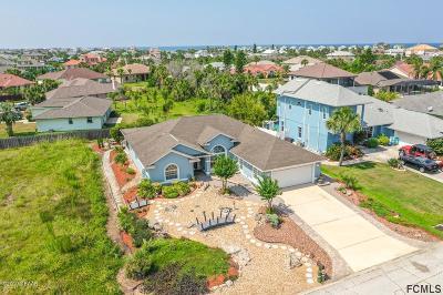 Palm Coast Single Family Home For Sale: 29 Cottonwood Trail
