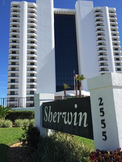 Daytona Beach Shores Condo/Townhouse For Sale: 2555 S Atlantic Avenue #1806/07