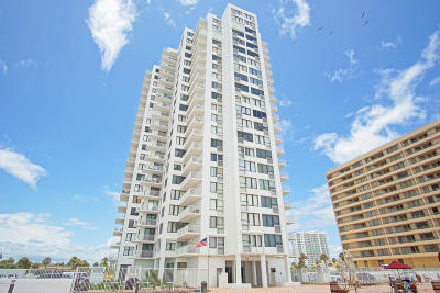 Daytona Beach Condo/Townhouse For Sale: 3043 S Atlantic Avenue #2201