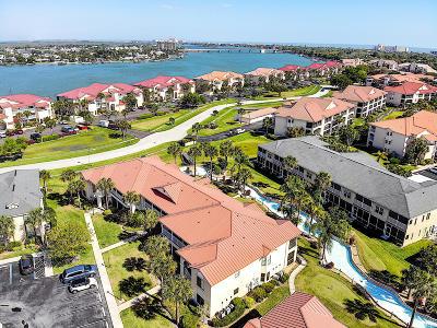New Smyrna Beach Condo/Townhouse For Sale: 406 Bouchelle Drive #104