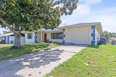 Deltona Single Family Home For Sale: 813 Goldcoast Drive