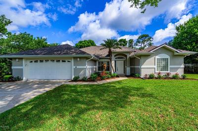 Ormond Beach Single Family Home For Sale: 18 China Moon Drive