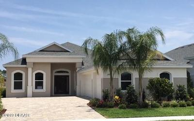 New Smyrna Beach Single Family Home For Sale: 249 Venetian Palms Boulevard