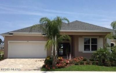 New Smyrna Beach Single Family Home For Sale: 251 Venetian Palms Boulevard