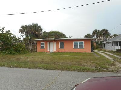 New Smyrna Beach Multi Family Home For Sale: 225 & 227 Kirkland