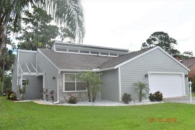Daytona Beach Single Family Home For Sale: 137 N Gull Circle