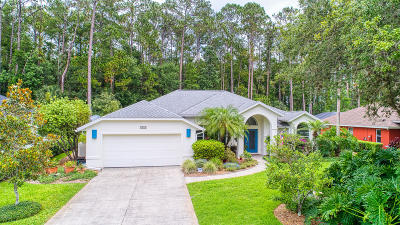 Ormond Beach Single Family Home For Sale: 65 Creek Bluff Way