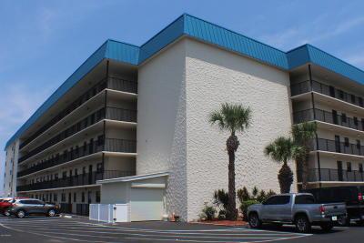 New Smyrna Beach Condo/Townhouse For Sale: 4201 S Atlantic Avenue #101