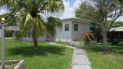 Port Orange Single Family Home For Sale: 5240 Pineland Avenue
