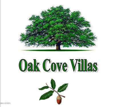 Volusia County Attached For Sale: 3722 Oak Cove Place