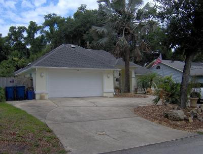 Ormond Beach Single Family Home For Sale: 232 Coquina Avenue