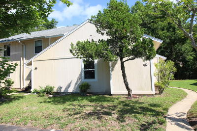 Volusia County Attached For Sale: 46 Tomoka Meadows Boulevard