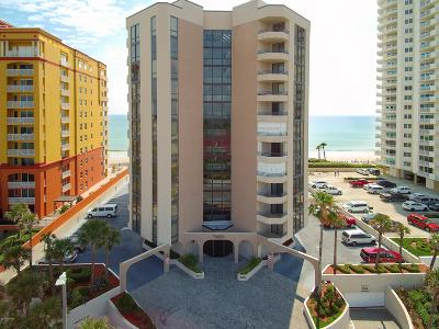 Daytona Beach Shores Condo/Townhouse For Sale: 2917 S Atlantic Avenue #703