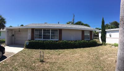 Ormond Beach Single Family Home For Sale: 23 Hibiscus Drive