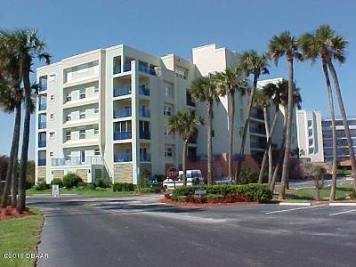 New Smyrna Beach Condo/Townhouse For Sale: 5300 S Atlantic Avenue #6605